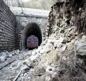 Sanacija tunela Kupjak