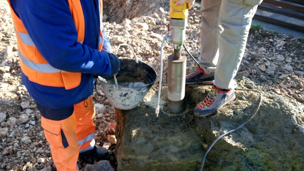 Jet grouting - Geotech