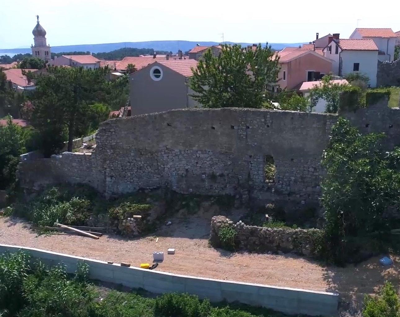 Rekonstrukcija gradskog bedema
