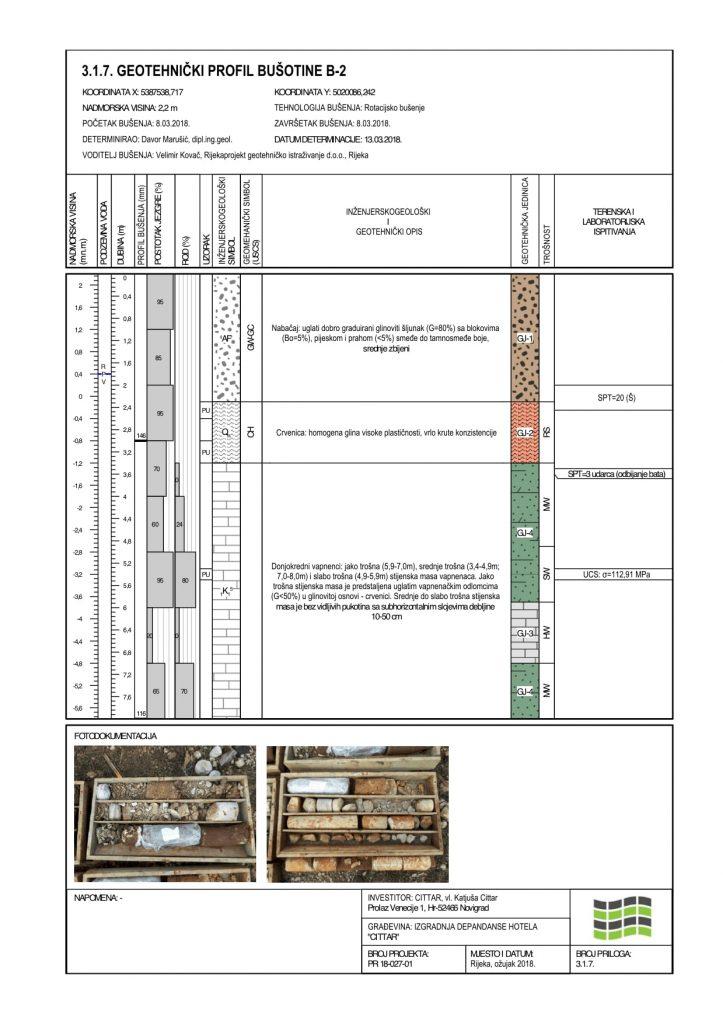 Geotehnički istražni radovi