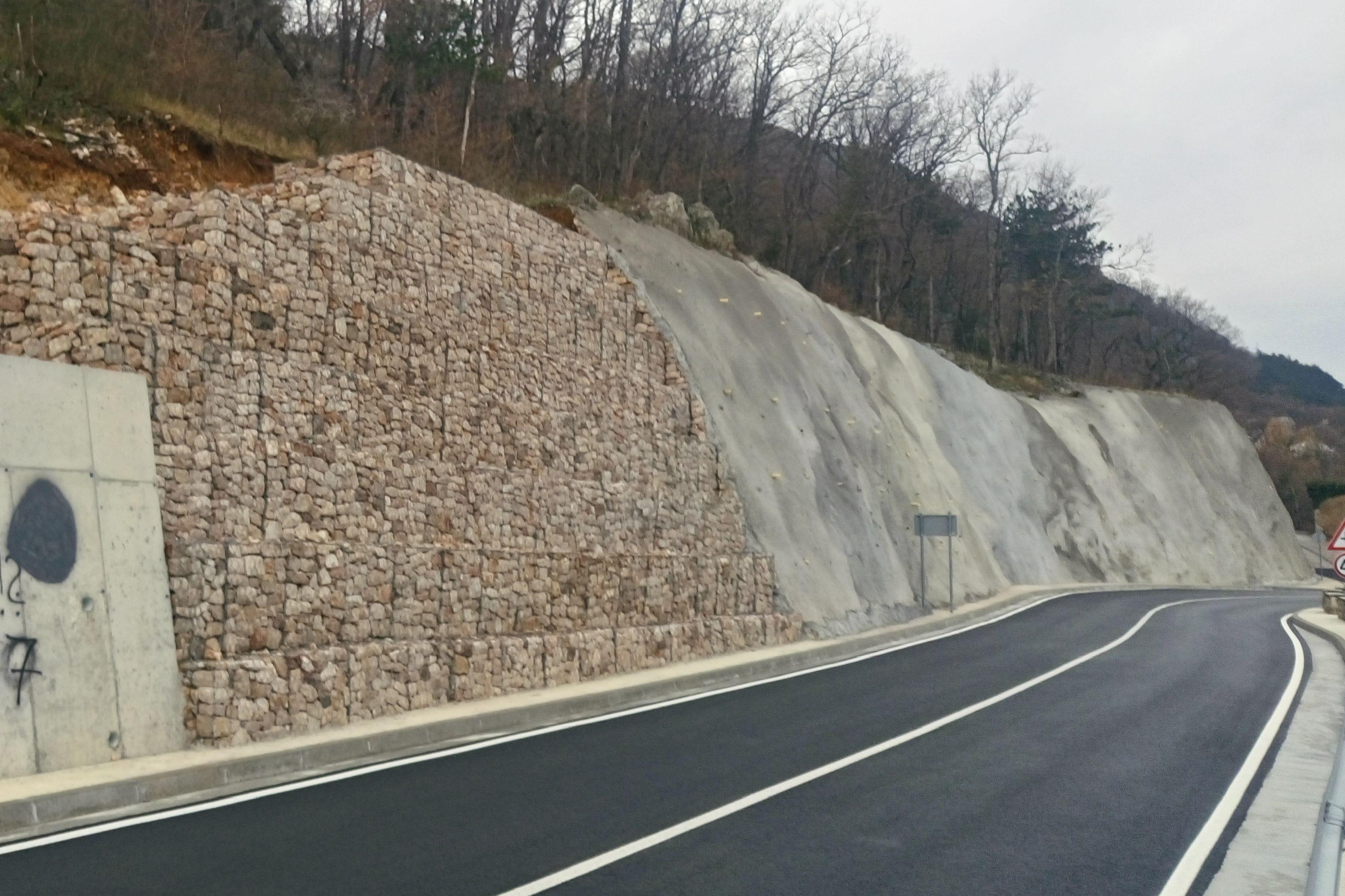 Gabion Walls Function Application Advantage Geotech