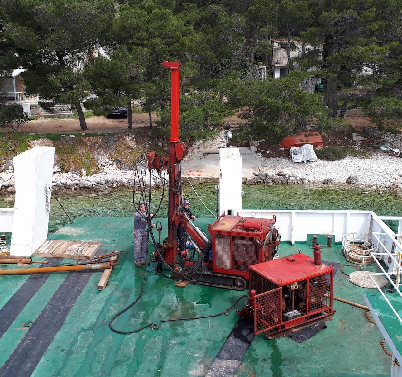 Geotehničko istražno bušenje