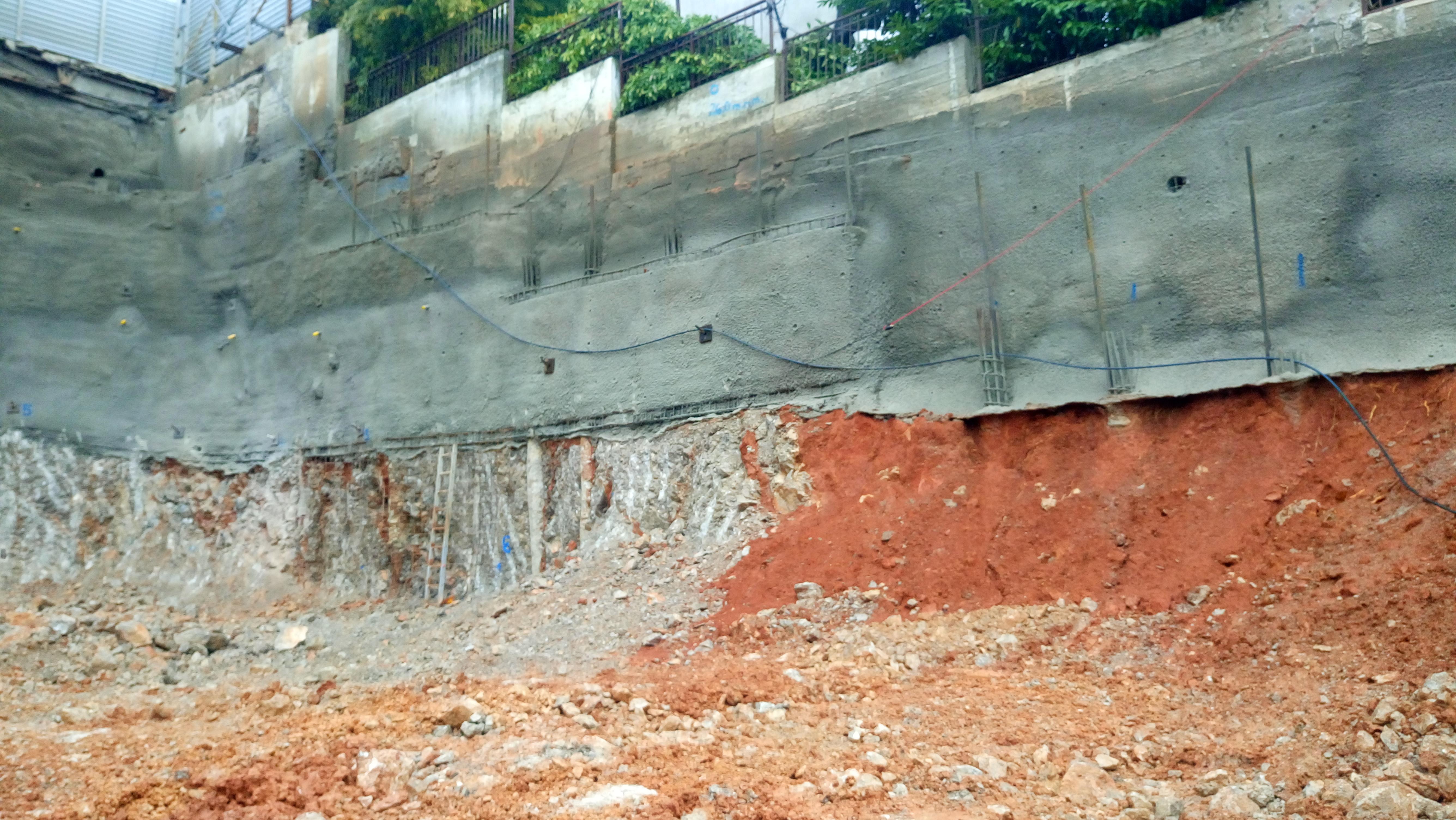 Osiguranje građevne jame