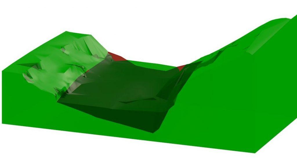 geološko 3d modeliranje