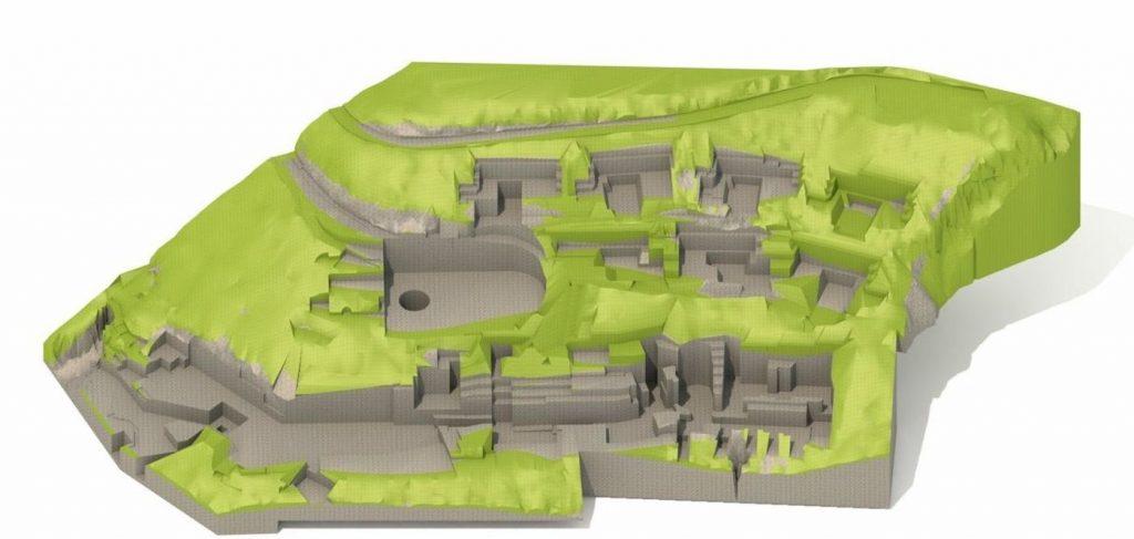 model iskopa belvedere