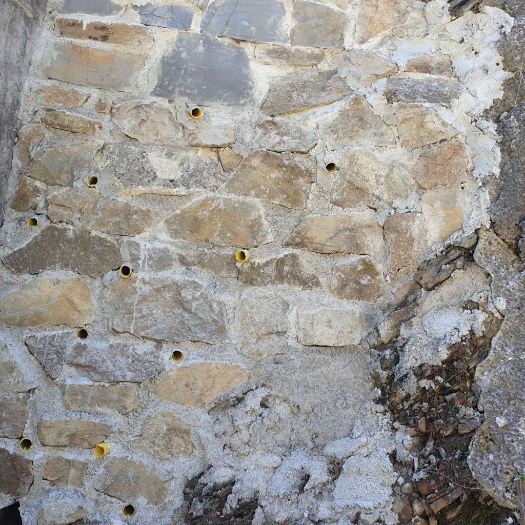 izvedba kamene obloge