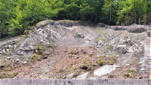 rock slope remediation