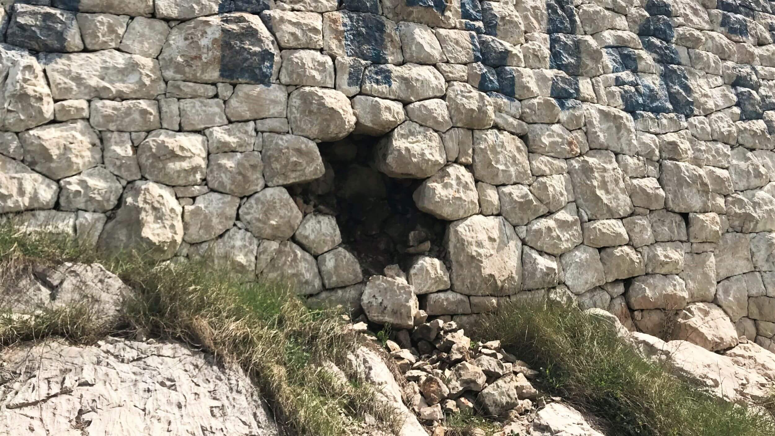 metode sanacije potpornog zida