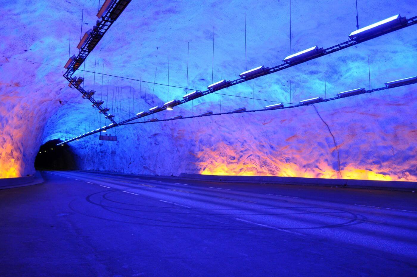 laedal tunnel