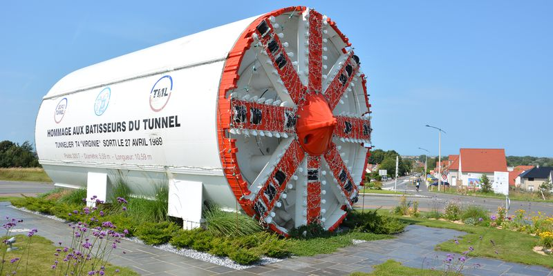 tunnel boring machines - Virginie